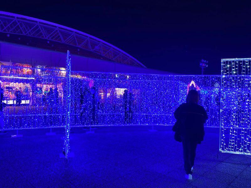 神戸イルミナージュの写真