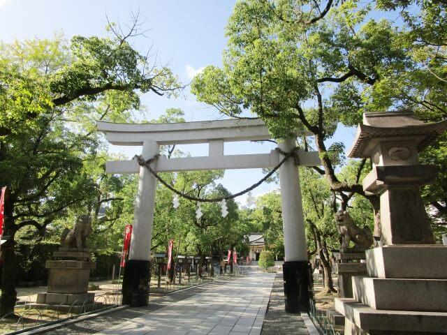 湊川神社の写真