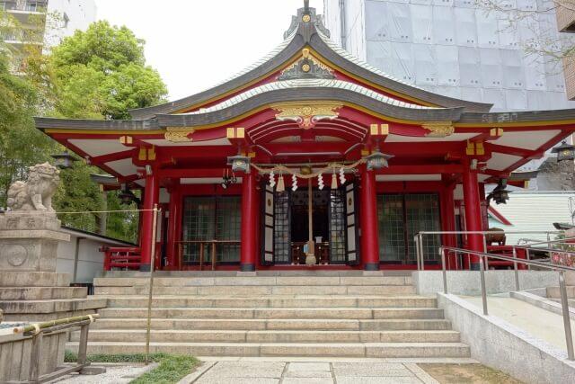二宮神社の写真